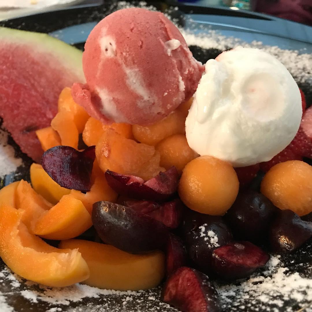 I dessert - Primavera